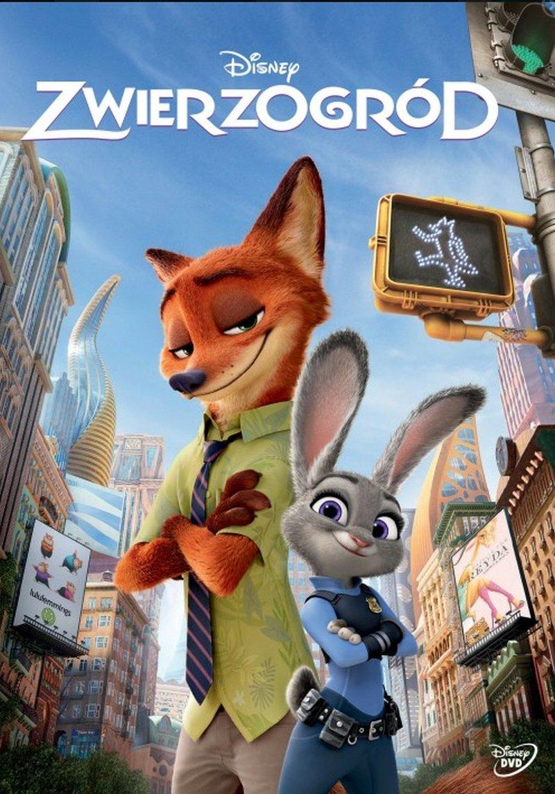 Zwierzogród film - plakat