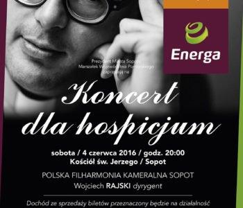 Koncert dla Puckiego Hospicjum