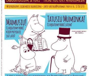 Lato z Muminkami w Tychach plakat
