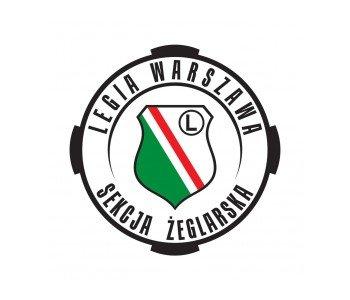 Legia Warszawa sekcja żeglarska logo