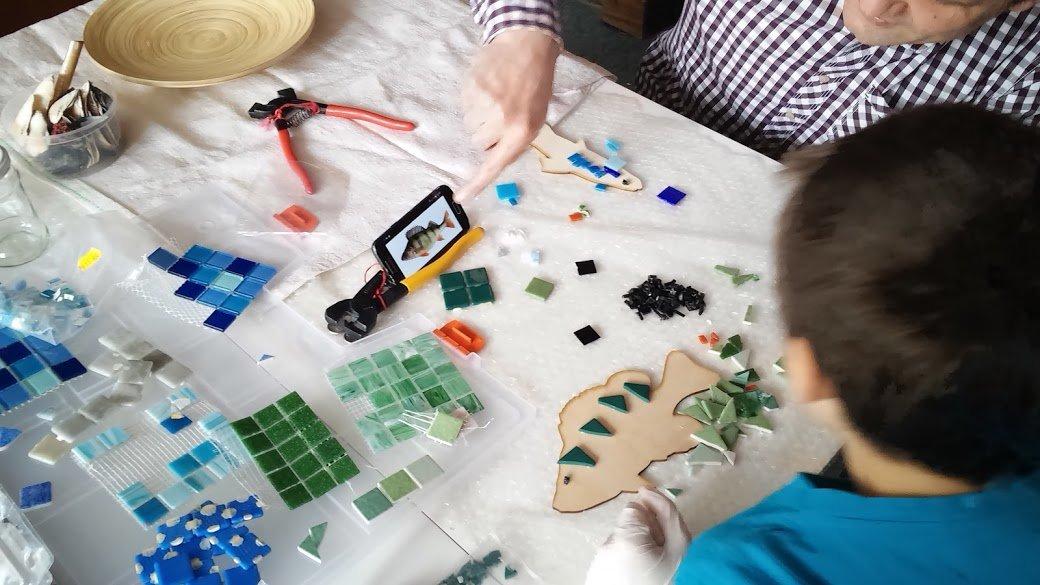 mozaika_ok pracownia z oknem na świat warsztaty dla dzieci i dorosłych