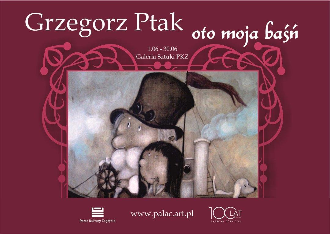 Oto moja baść wystawa w pałacu Kultury Zagłębia