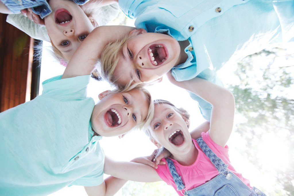 Dzieci, radość