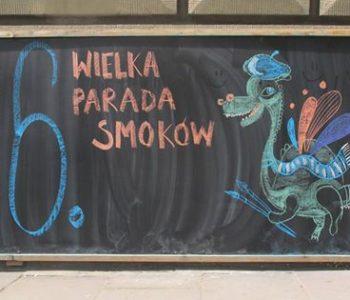 16. Wielka Parada Smoków w Krakowie z Fundacją Ekomini