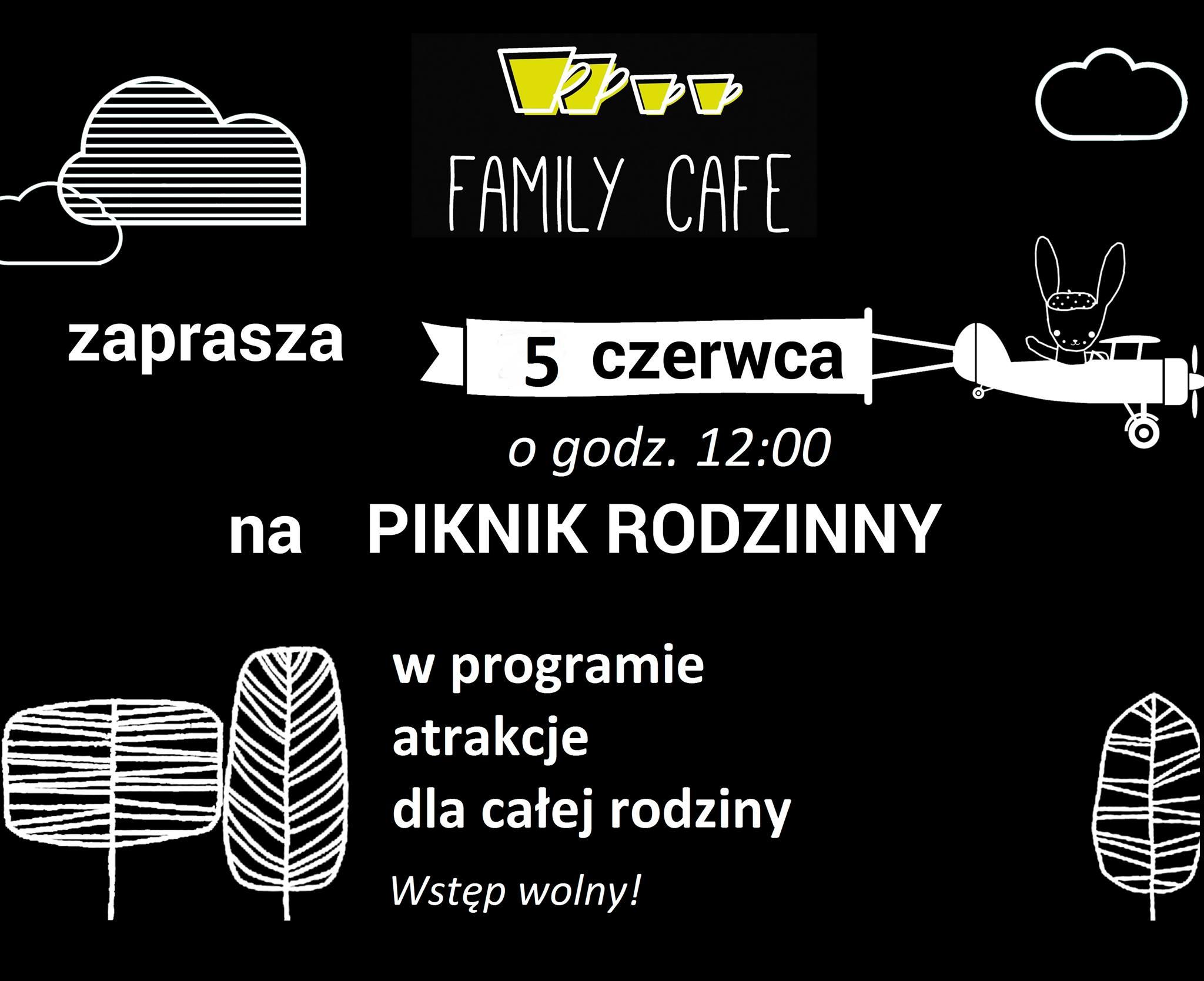Piknik rodzinny we Wrocławiu