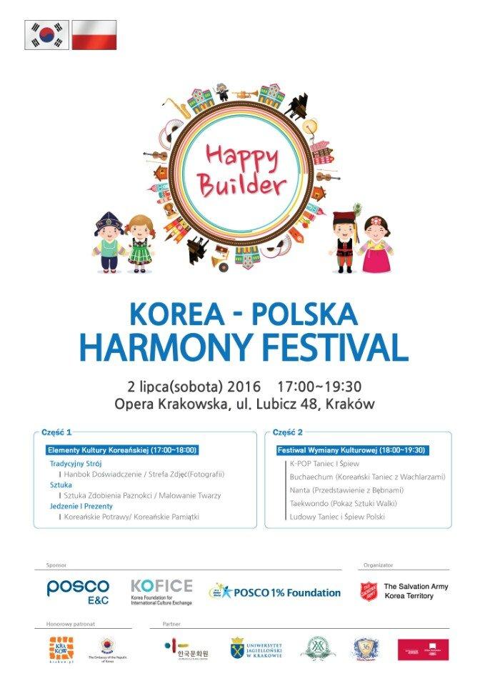 Kraków Festiwal Kultury Koreańskiej