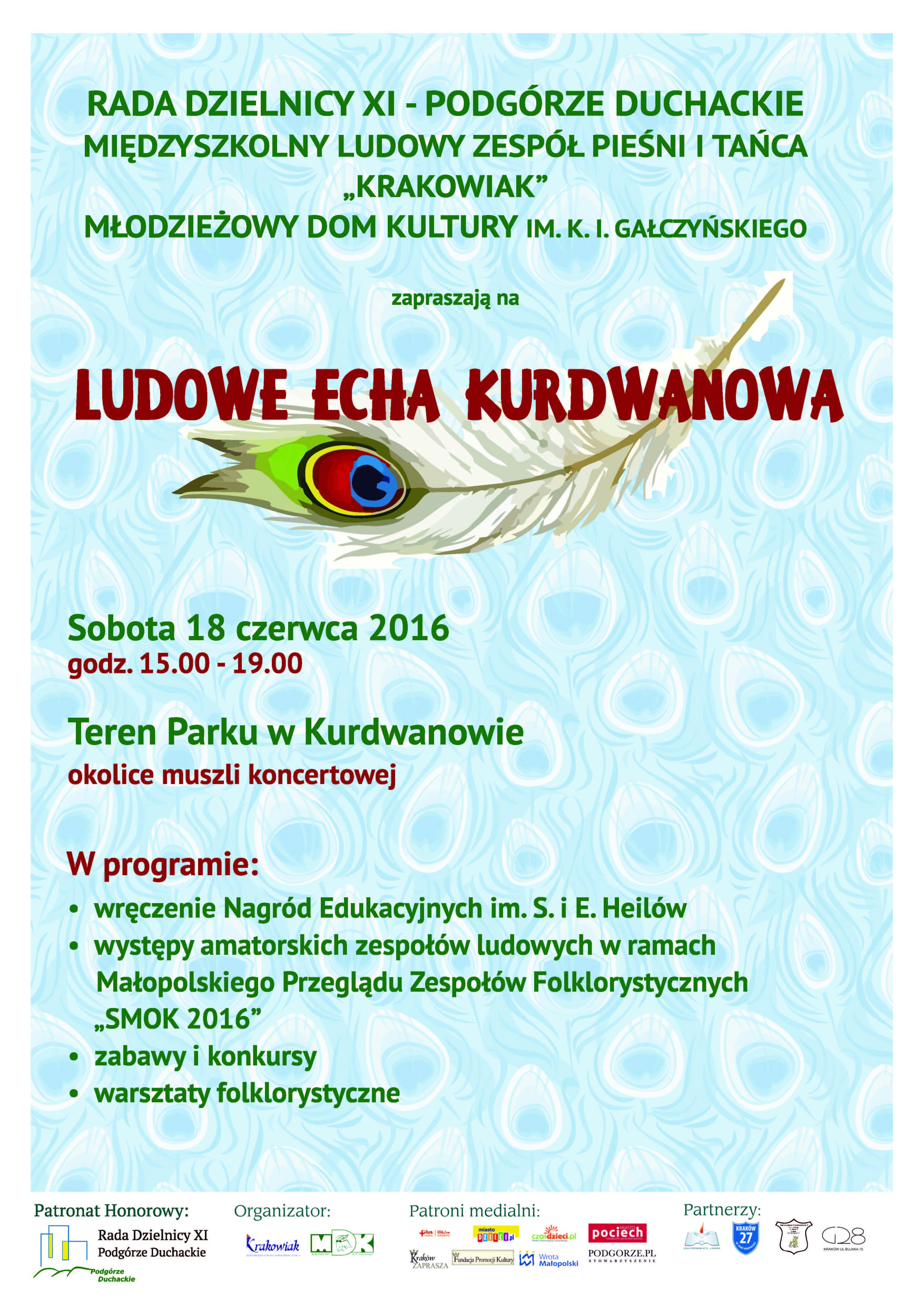 Ludowe Echa Kurdwanowa krakow