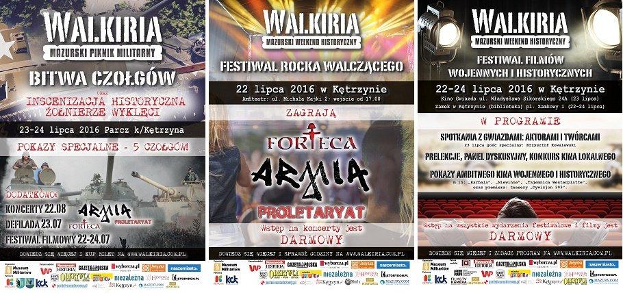 Walkiria 2016