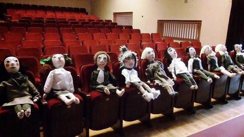 Lalki teatr Wałbrzych