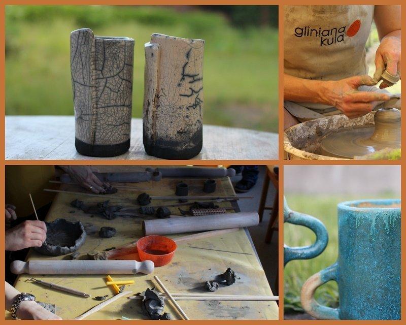 Letni plener ceramiczny dla dorosłych