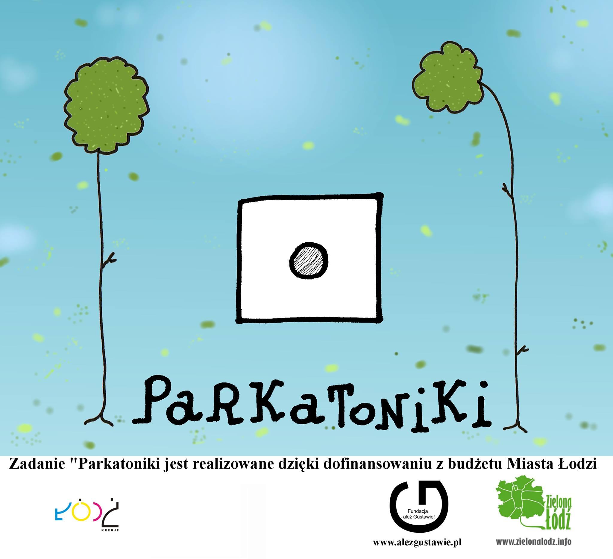 Parkatoniki - miniteatrzyk w parku