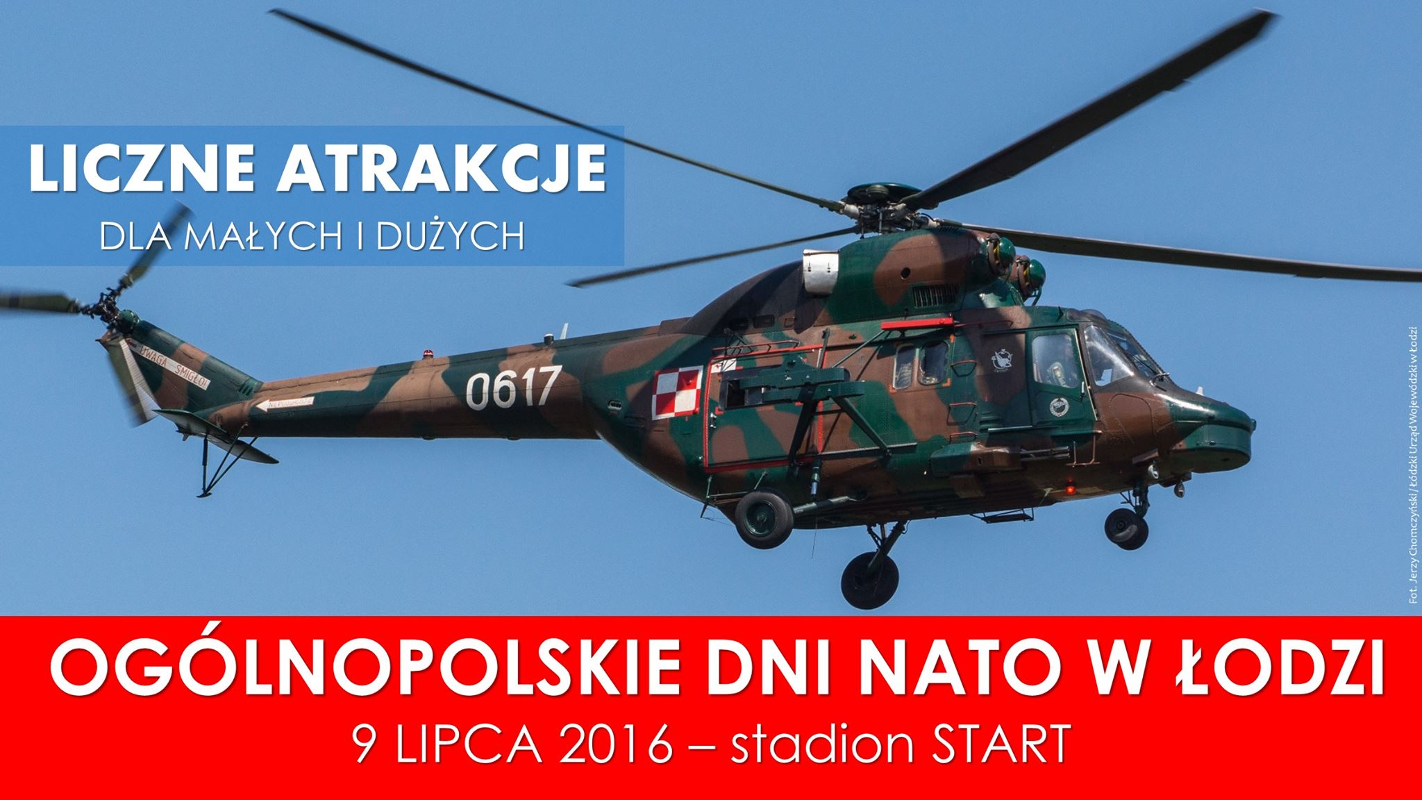 Ogółnopolskie Dni NATO w Łodzi - piknik