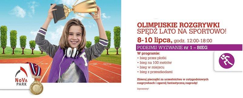 Olimpijskie rozgrywki w NoVa Park