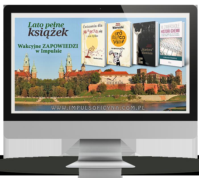 Letnia oferta książek Wydawnictwa Impuls