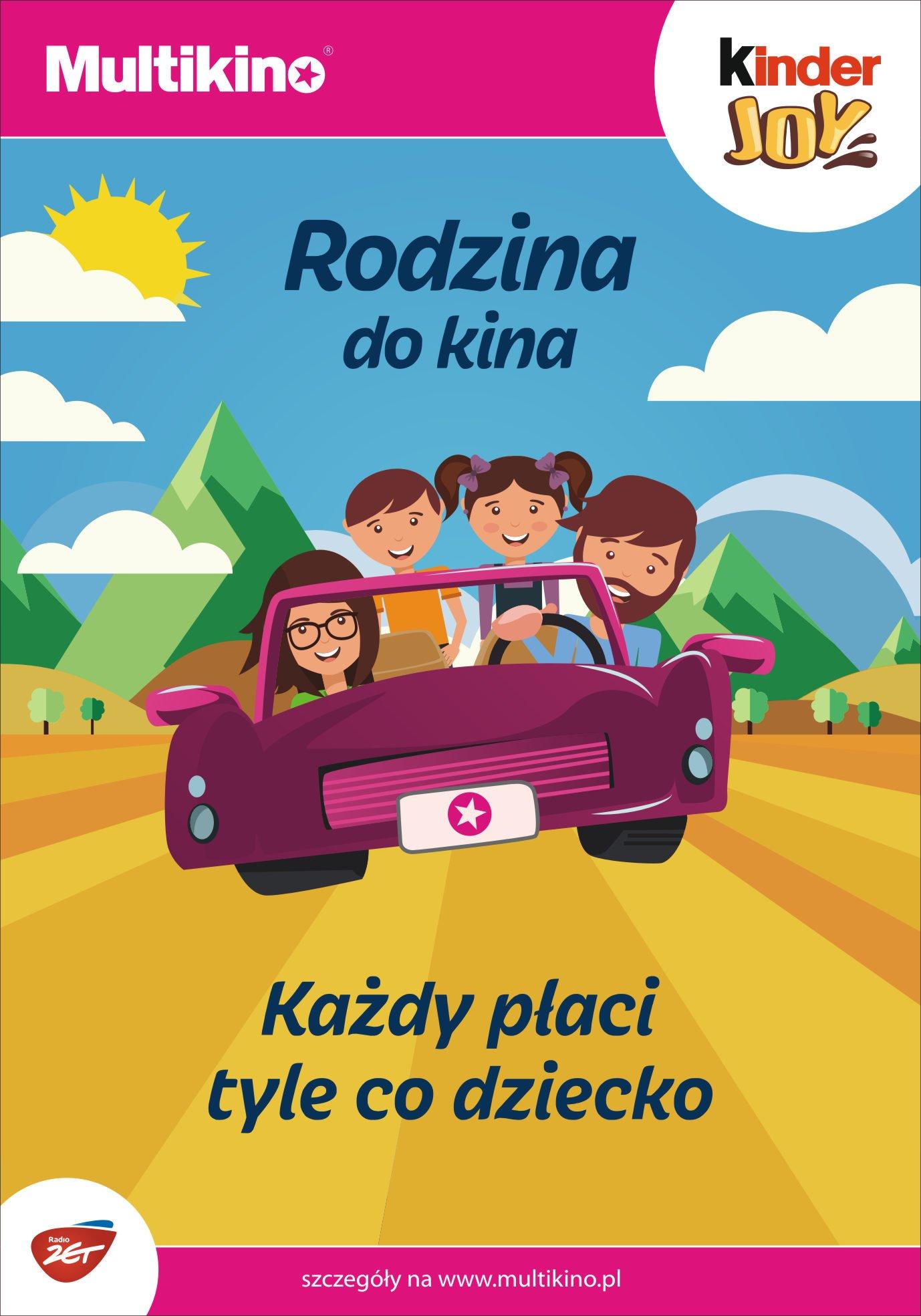 Rodzina do kina_PLAKAT