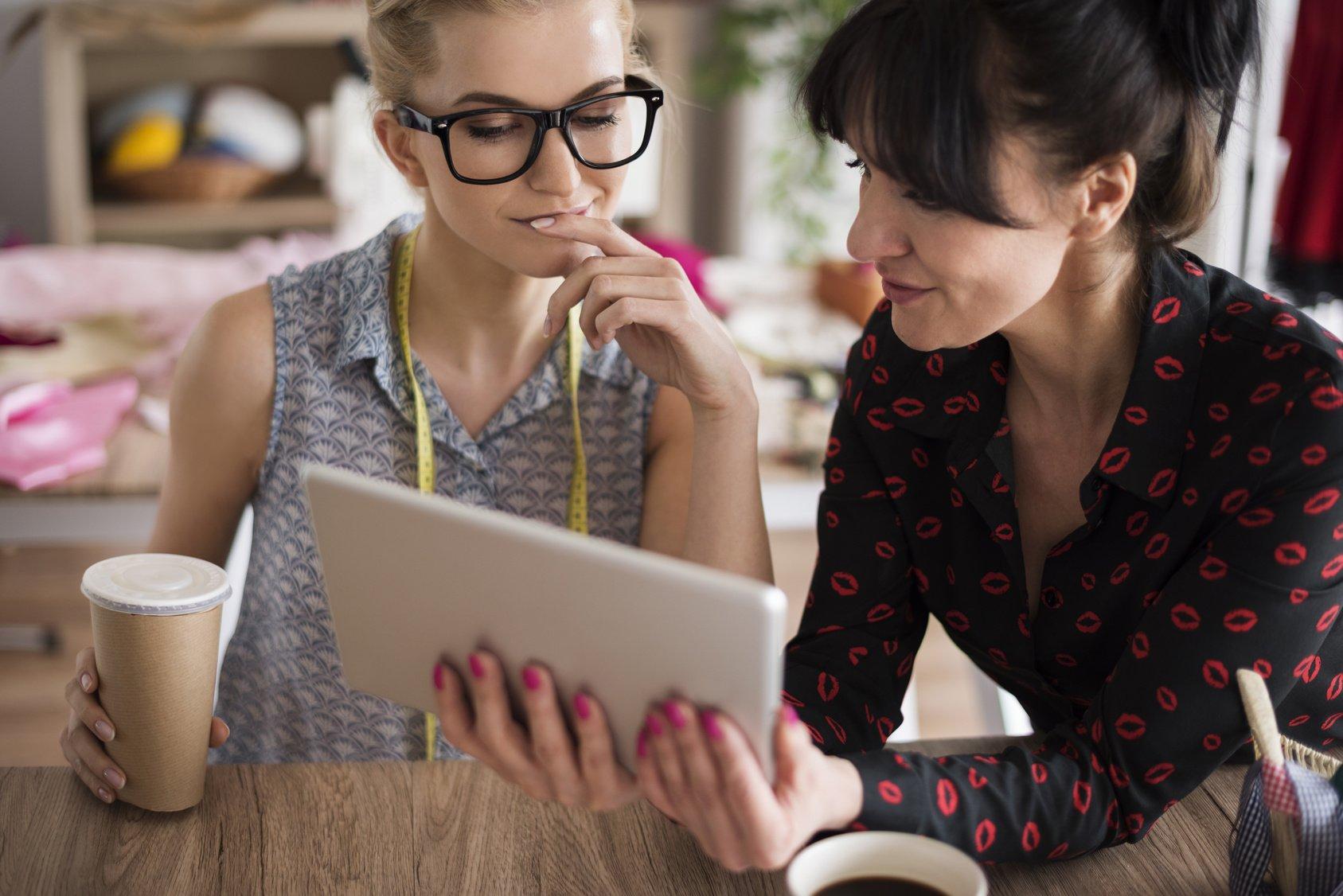 Kobiety aktywne zawodowo praca
