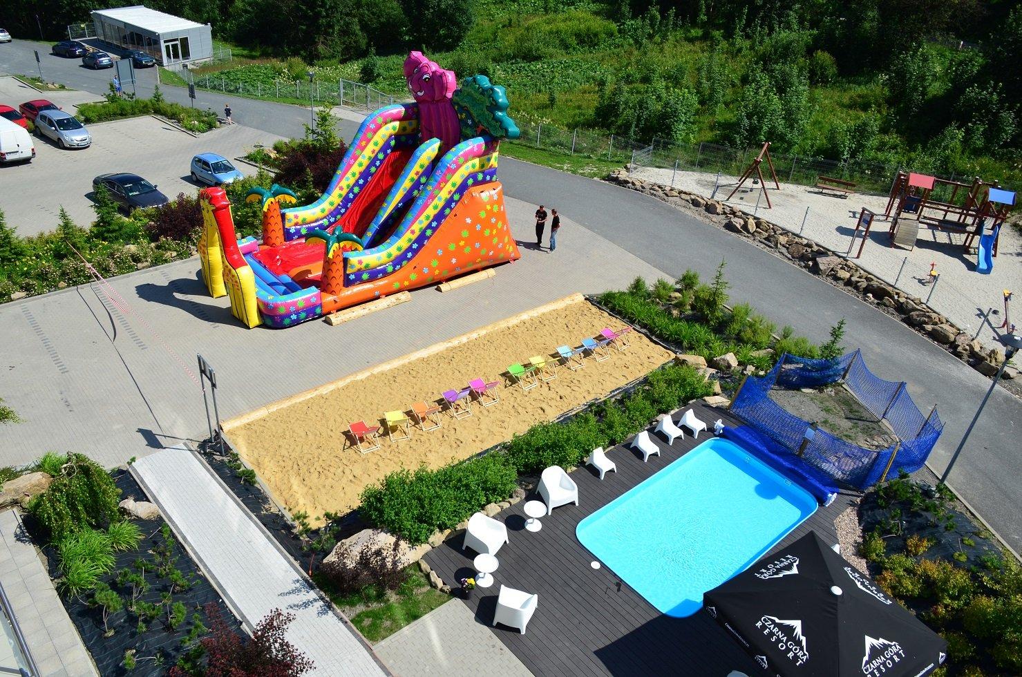 Czarna Góra dla rodzin z dziećmi atrakcje lato 2016