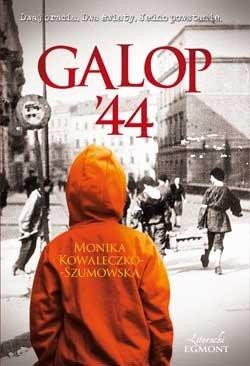 Galop 44 Powstanie warszawskie oczami nastolatka