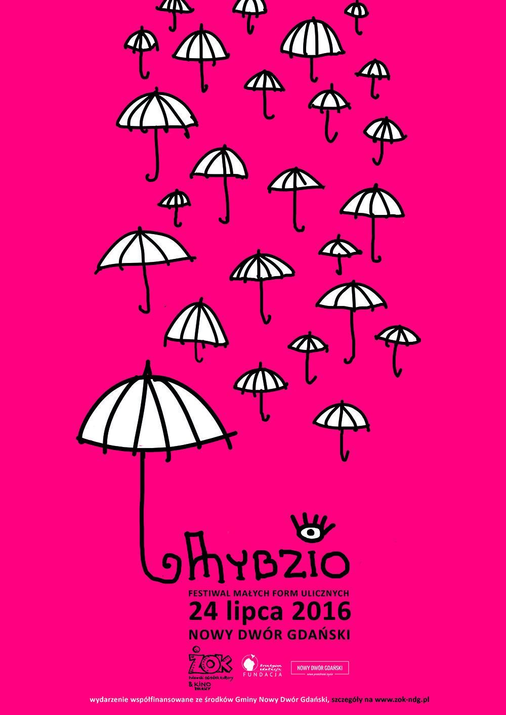 Festiwal Form Ulicznych Hybzio 2016