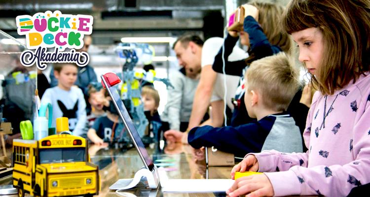Akademia Duckie Deck - warsztaty dla dzieci