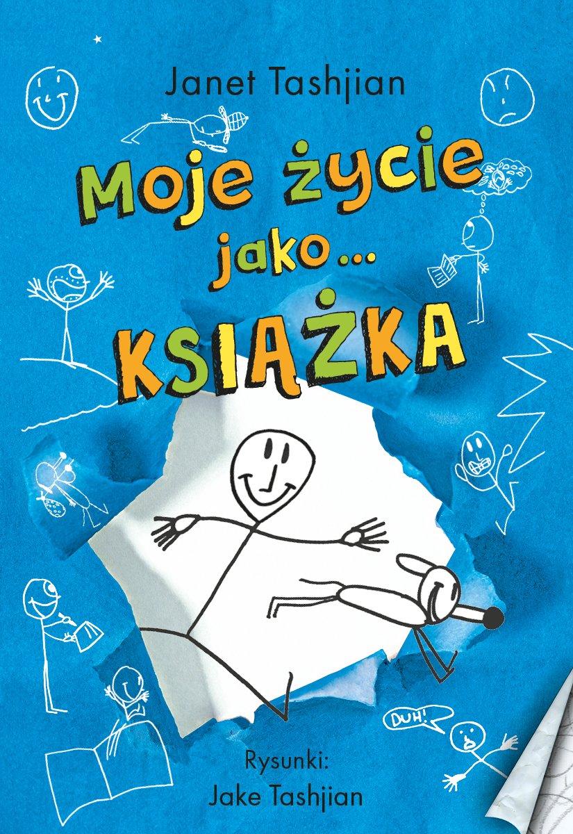 Moje życie jako książka Wydawnictwo Mamania