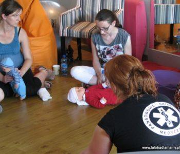 pierwszej pomocy dziecku w Krakowie