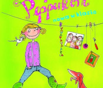 Pippa Pepperkorn nowa w klasie seria książek o Pippi