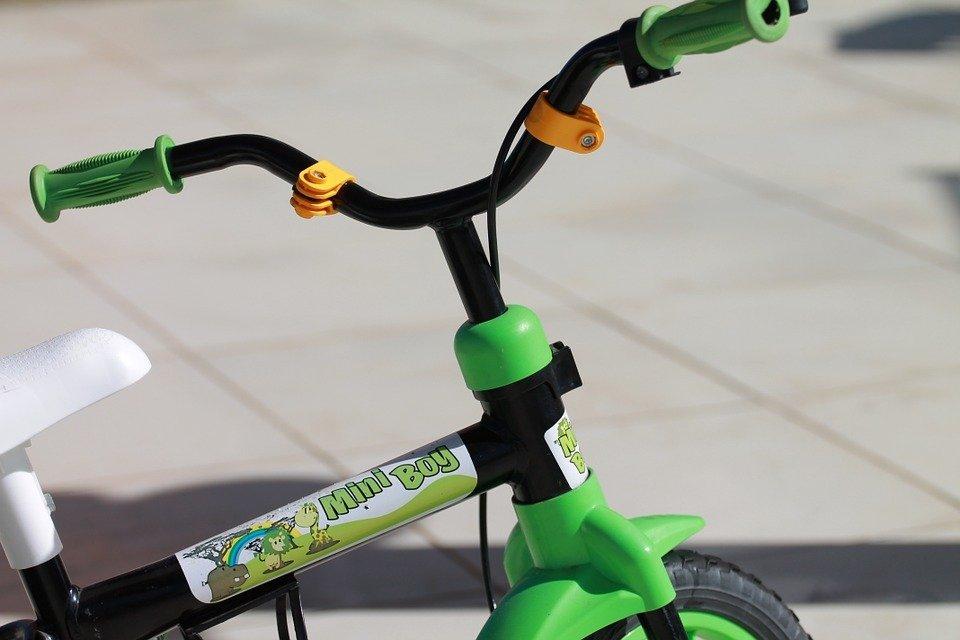 Sklep z rowerami dla dzieci