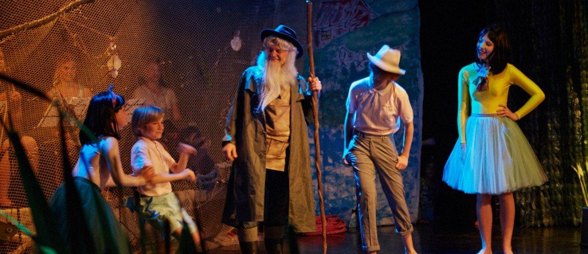 warsztaty teatralne lato