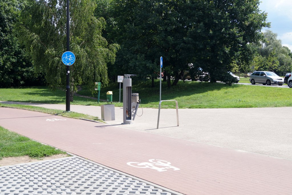 stacja rowerowa gdansk