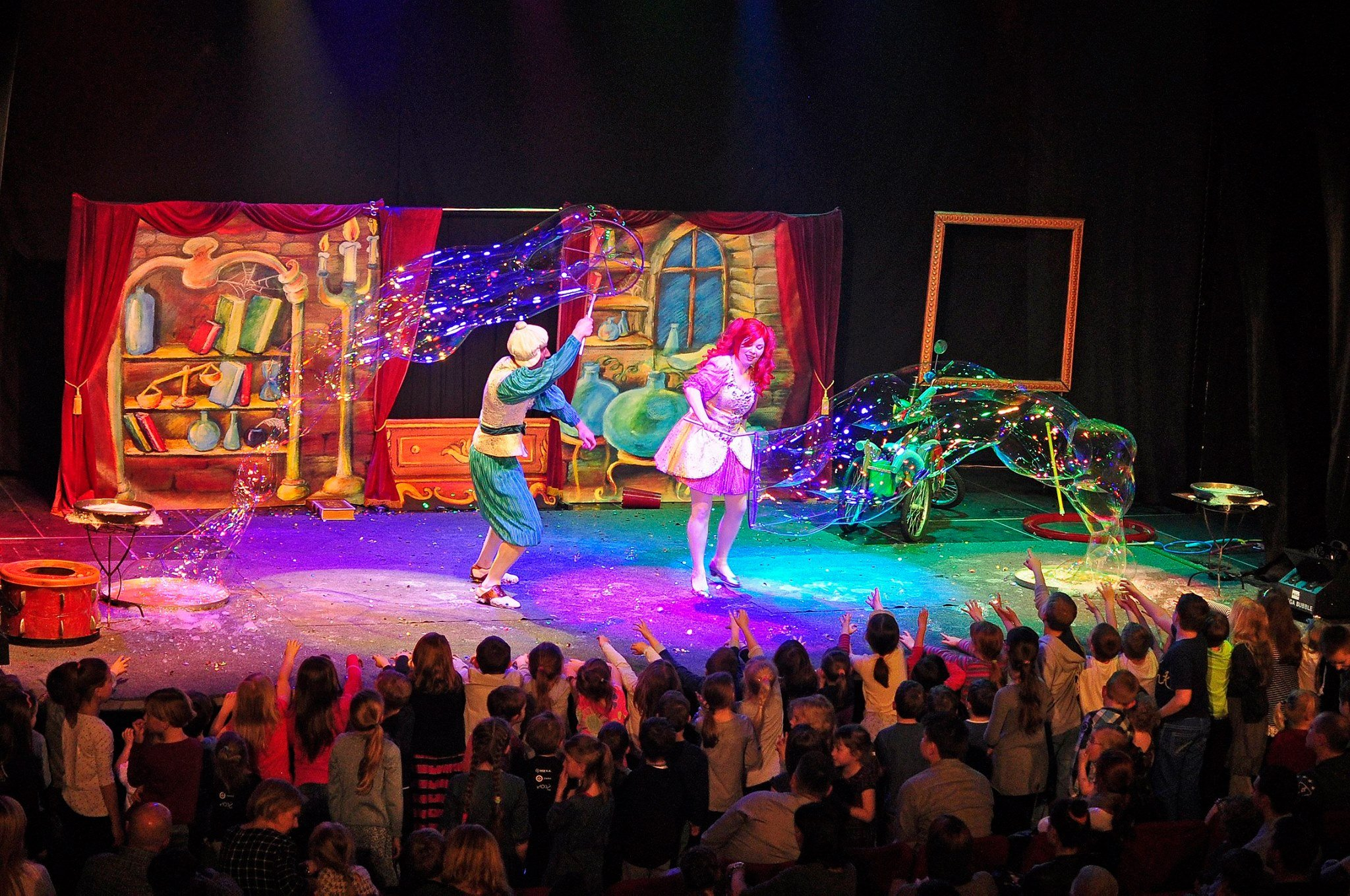 teatr baniek mydlanych 2016