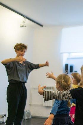 teatr studio warsztaty taneczne