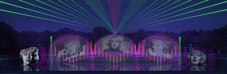 fontanna hala stulecia