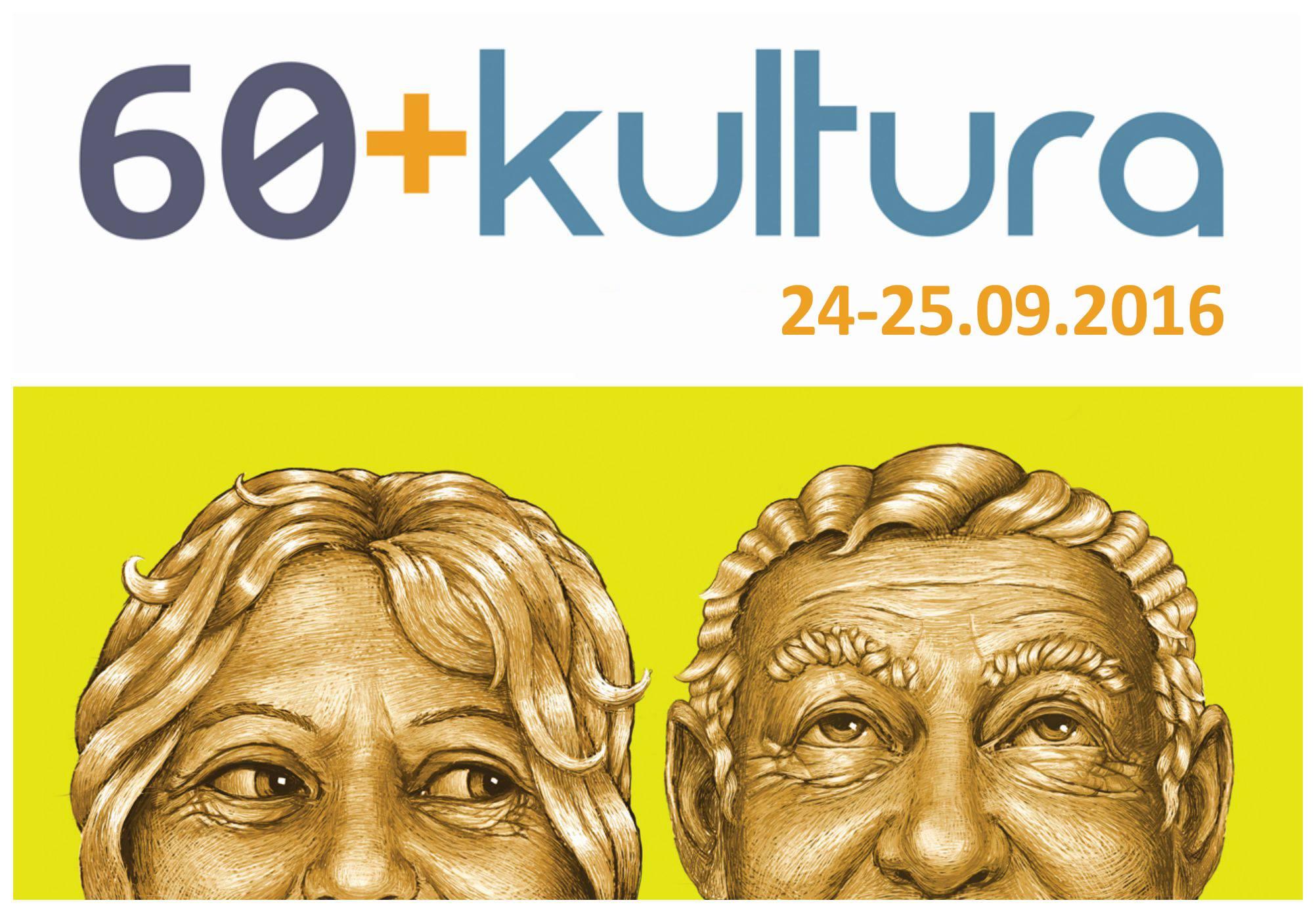 60+ kultura w Łodzi