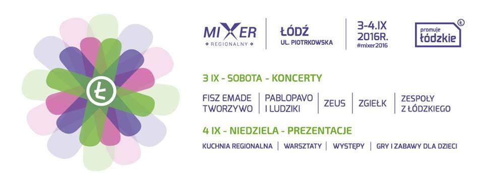 mixer regionalny 2016
