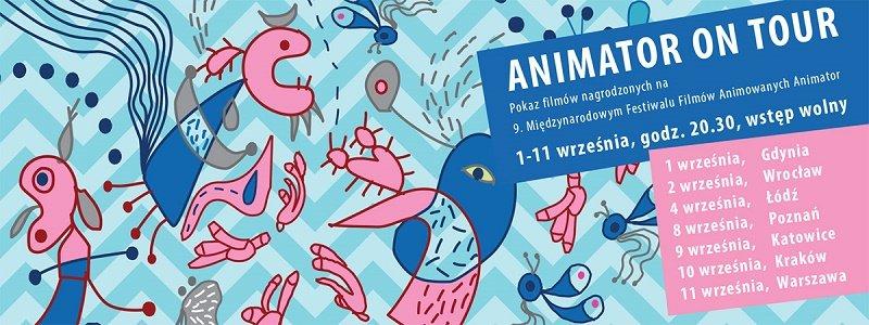 Międzynarodowy Festiwal Filmów Animowanych ANIMATOR
