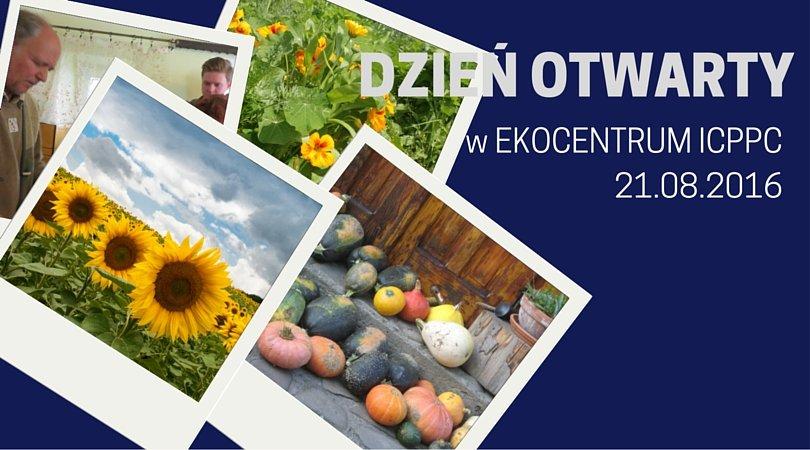 DZIEŃ OTWARTY w Ekocentrum Stryszów