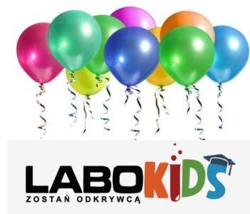urodziny w Labokids