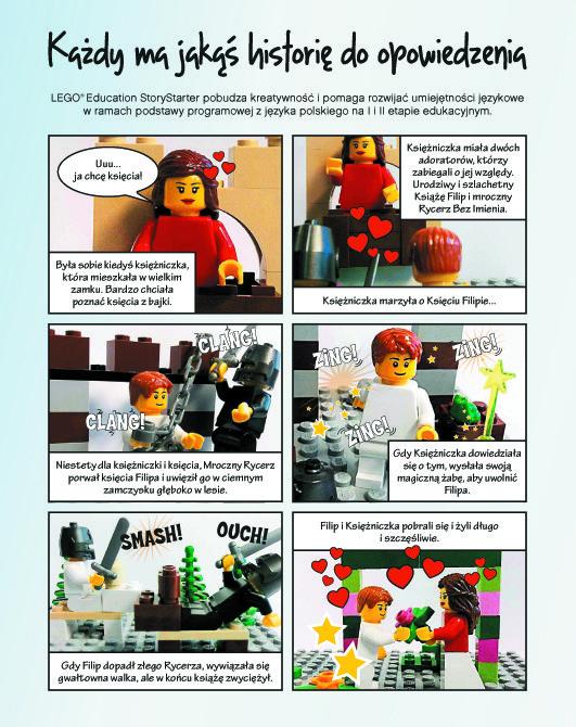 Pracownia Clever zajęcia Lego 2