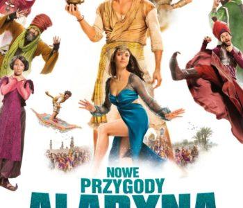 Nowe przygody Aladyna w Multikinie PLAKAT
