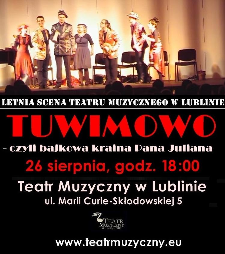 Tuwimowo Teatr Muzyczny w Lublinie