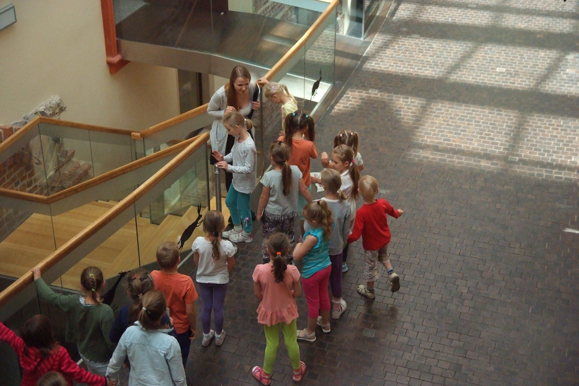 Wrzesniowe wydarzenia w Muzeum Pana Tadeusza dzieci