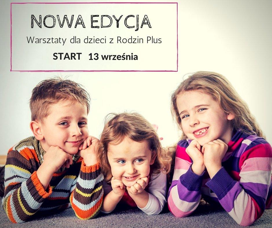 Wrocławskie Centrum Twórczości Dziecka warsztaty