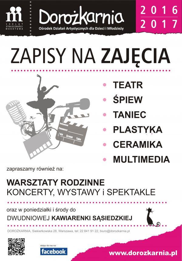dorozkarnia-plakat-zapisy-na-wrzesien-2016