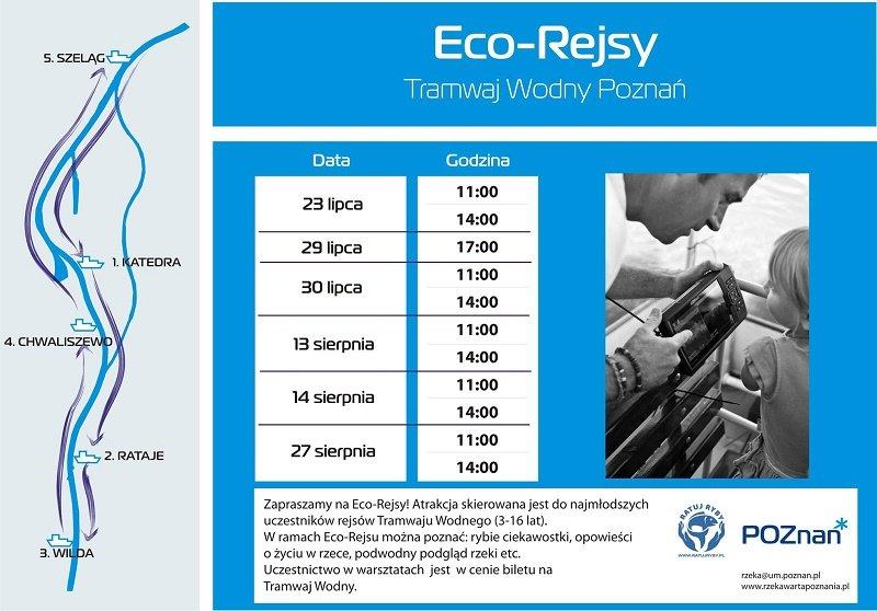 Eco-Rejsy Tramwajem Wodnym