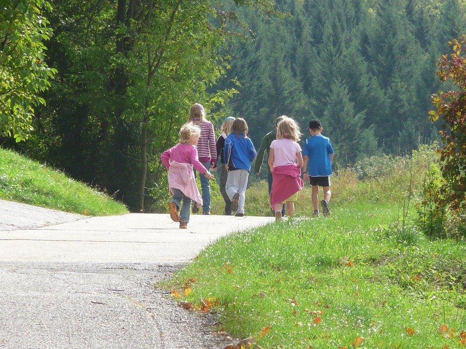 Biegi na orientację dla dzieci i młodzieży
