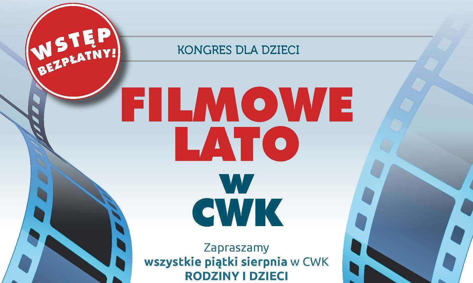 filmowe lato w CWK w Jasionce