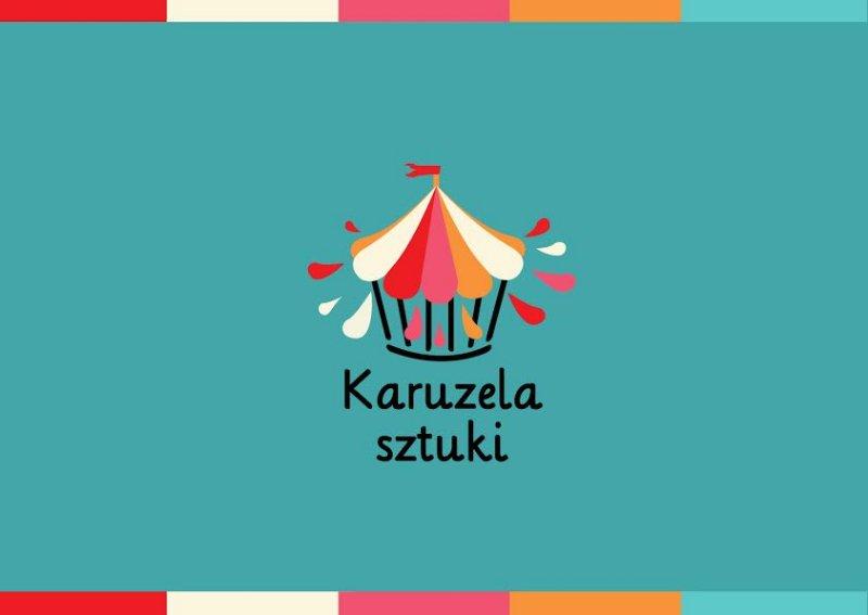 karuzela sztuki Lublin logo