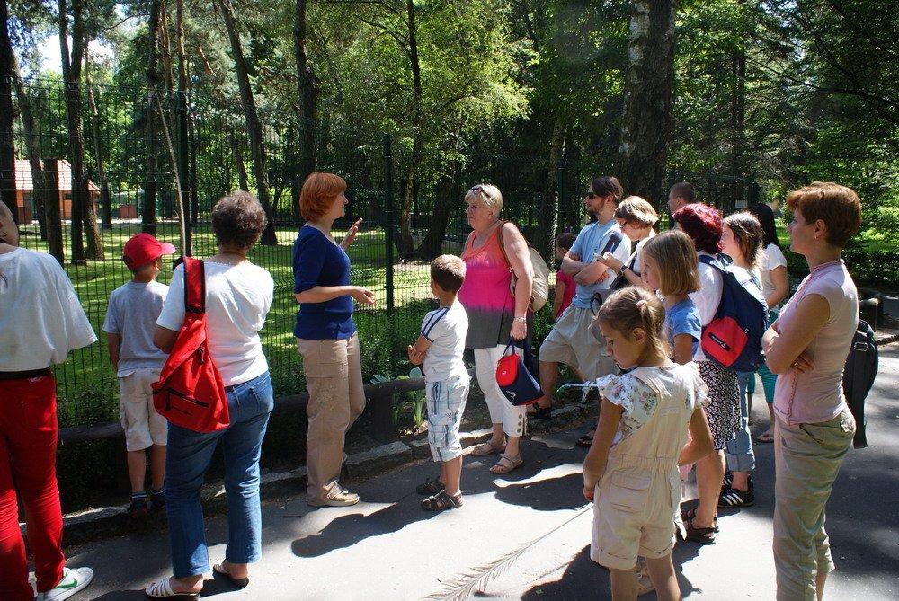 zoo łódź letnia akademia zwierząt