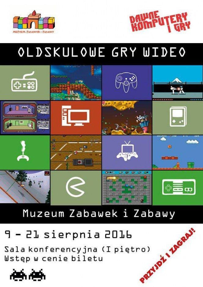 gry oldschoolowe Kielce